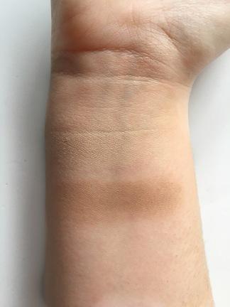 loreal contour swatch