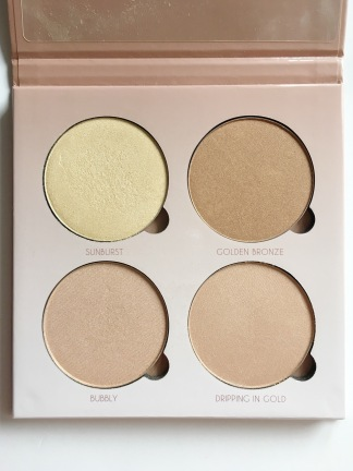ABH glow gold package