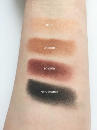 melt dark matter swatch name