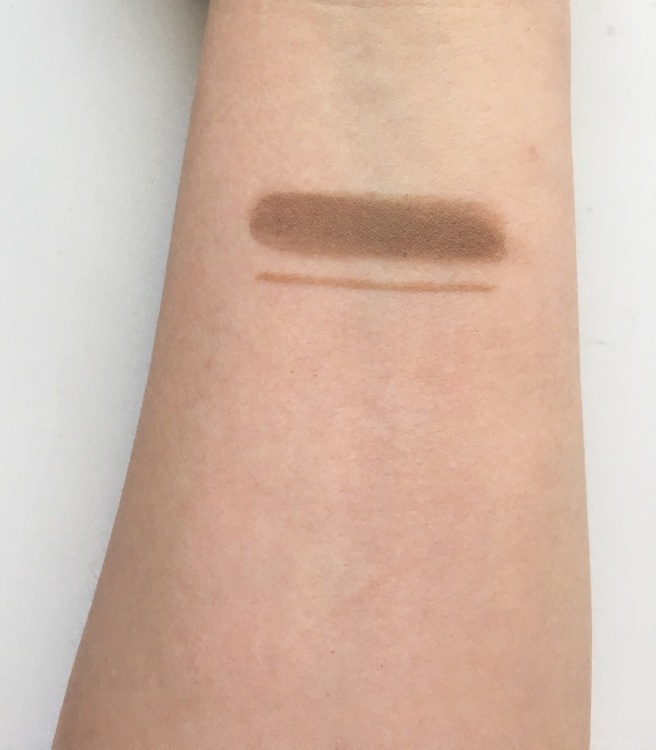 colourpop brow swatch