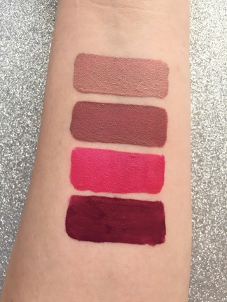 colourpop ultra satin lip swatch