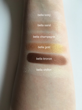 milani eye swatch names