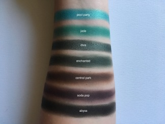 jaclyn hill swatch name 5
